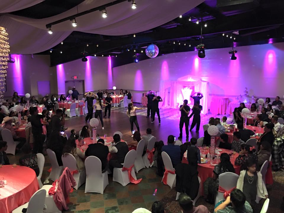 Inexpensive Wedding Reception Venues In Houston Tx Azul Reception Hall