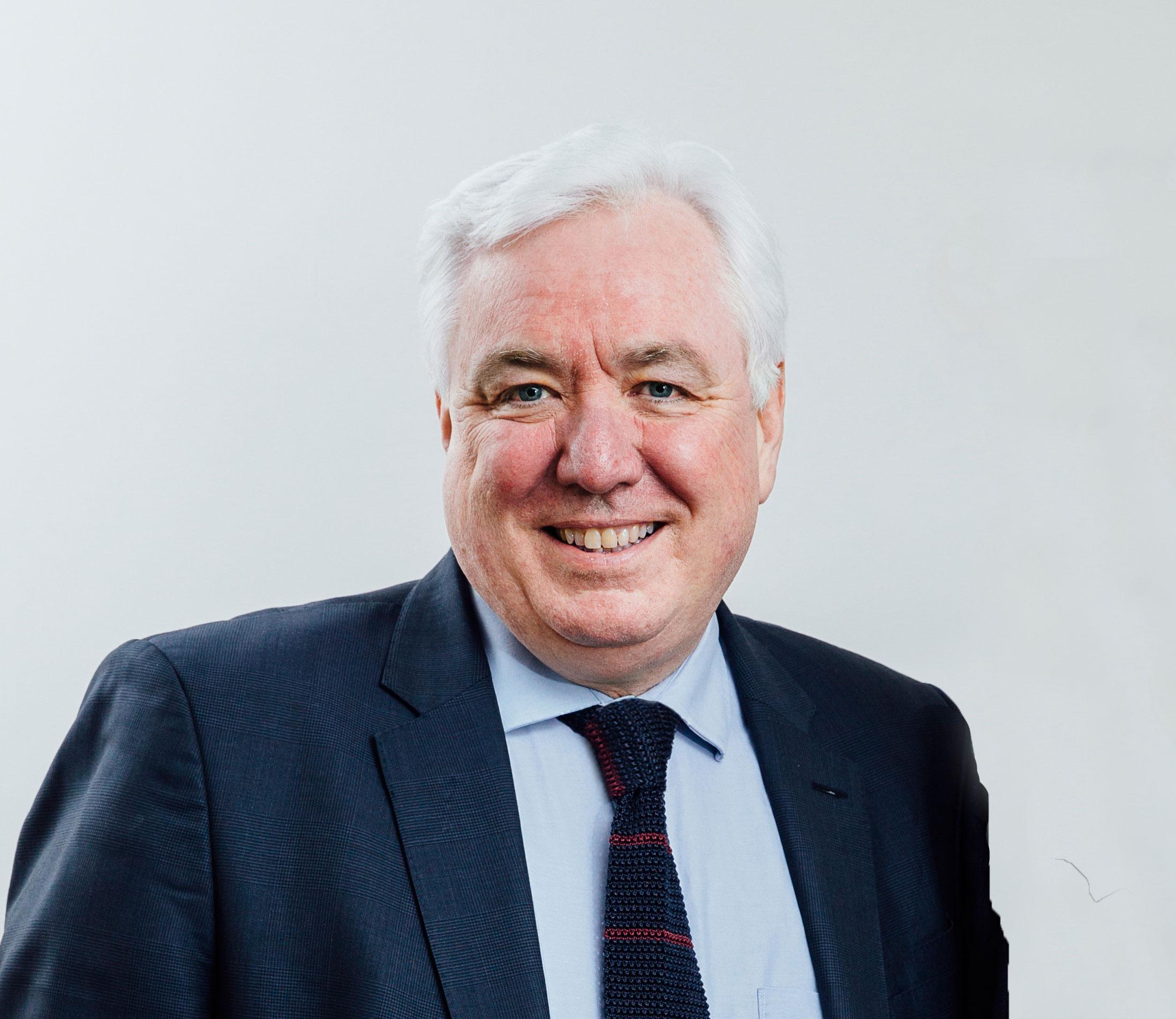 David Docherty OBE