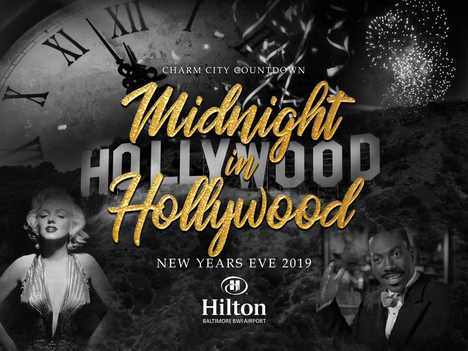 Midnight In Hollywood New Year's Eve 2019
