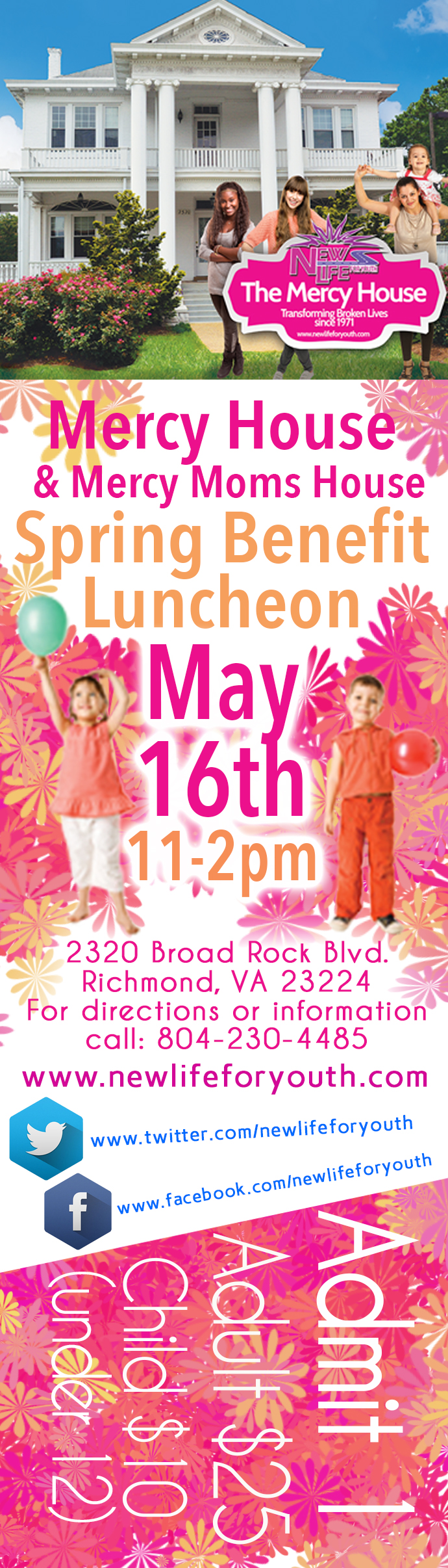 Mercy House and Mercy Moms Spring Benefit Luncheon